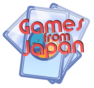 Logo - Games from Japan
