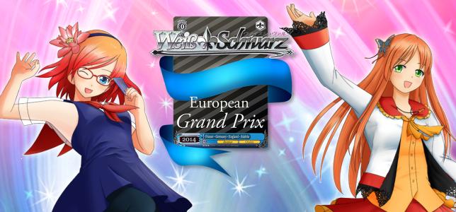 European Grand Prix – Weiß Schwarz