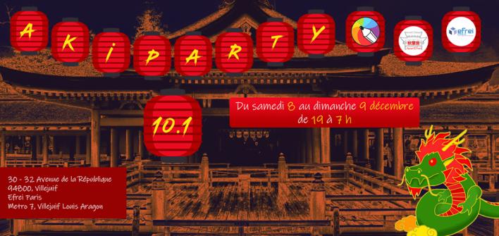Aki Party 10.1